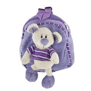 Plecak z pluszowym zwierz - 2832521293