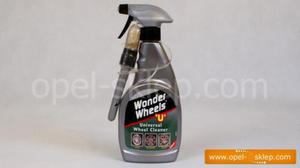 """Spray do czyszczenia felg aluminiowych - polerowanych - Wonder Wheels """"U"""" - Super Alloy Wheel Cleaner - 2823256894"""