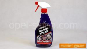 Spray -żel do czyszczenia felg aluminiowych z identyfikatorem koloru - Wonder Wheels - 2823256893