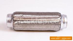 Złącze elastyczne ukł. wydechowego Vectra B 1.6 / 1.8 / 2.0 16V - 2823259257