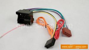Adapter ISO OPEL standard - OP 28BN - 2823248924