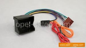 Adapter ISO OPEL rozszerzony 40 PIN - OP 28B - 2823248900