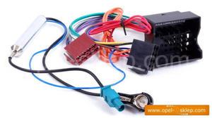Adapter ISO OPEL standard + separator ISO - 2823248916