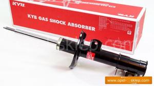 Amortyzator przedni Corsa D - benzyna KAYABA - prawy - 2823249180