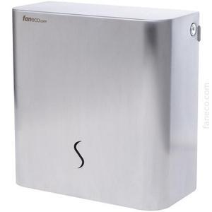 Pojemnik stalowy na ręczniki papierowe LUNA P600SNB - 2850453818