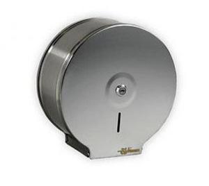 Pojemnik podajnik Bisk Masterline Jumbo 00343 na papier toaletowy w rolkach - 2850453218