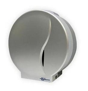 Pojemnik podajnik Bisk Masterline Jumbo 00505 na papier toaletowy w rolkach - 2850453221