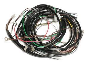 Instalacja elektryczna SIMSON - kpl. kabli S50, S51, S70 + schematy ORG - 2823039349