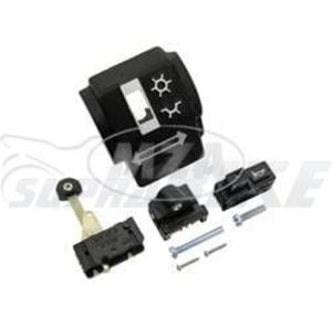 Obudowa przełączników SIMSON S51, S53, SR50, MZ ETZ, TS + śrubki + przełączniki - 2823042323