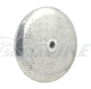 Dekiel koła SIMSON S51, SR50 przód lewy aluminiowy /DDR/ - 2841987831