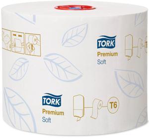 Papier toaletowy Tork do dozownika Mid-size Papier Tork - 2858929894