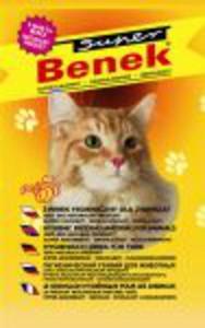 CERTECH Żwirek Super Benek Naturalny 25l (20kg) - 2822923223