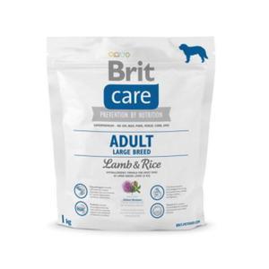Brit Care Adult Large Breed Lamb & Rice - jagnięcina z ryżem dla psów dorosłych dużych ras 1 kg - 2822930264