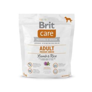 Brit Care Adult Medium Breed Lamb & Rice - jagnięcina z ryżem dla psów dorosłych średnich ras 1 kg - 2822930266