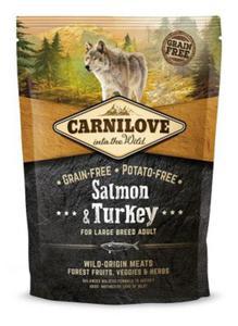 Carnilove Salmon & Turkey For Large Breed Adult 1,5KG (łosoś&indyk) - 2842637209