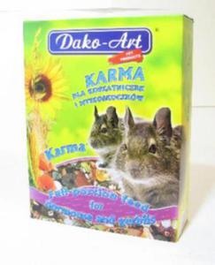 DAKO-ART Pokarm dla koszatniczek i myszoskoczków 1kg - 2822923618