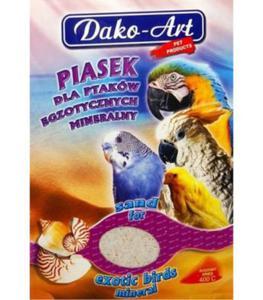 DAKO-ART Bio-Mineral- piasek mineralny dla ptaków 1kg - 2822923691