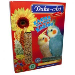 DAKO-ART Kokino - Pełnowartościowy pokarm dla nimf 1kg - 2822923737