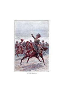 Wojsko Polskie - Księstwo Warszawskie - Artylerya Konna - 2843486618