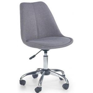 Fotel obrotowy Raxan - popielaty - 2850945134
