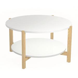 Skandynawski stolik kawowy Inelo L15 - 2850944454
