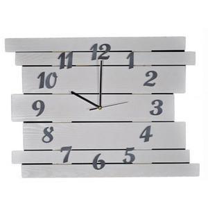 Duży zegar drewniany Liptos 6R - 11 kolorów - 2850944525