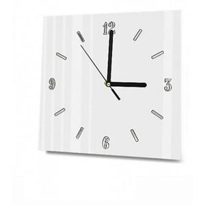 Szklany zegar ścienny Liptos 3R - 5 kolorów - 2850944528
