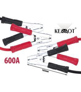 Solidne kable rozruchowe 600A 4m marki KEMOT
