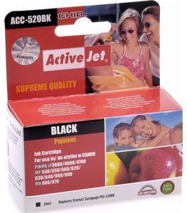 Tusz ActiveJet do Canon PGI-520 black - 2865355234