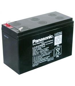 Akumulator żelowy AGM Panasonic (LC-R127R2PG) 12V 7,2Ah - 2835582033