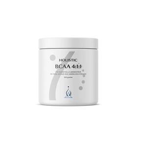 Holistic BCAA aminokwasy zestaw trzech rozgałęzionych aminokwasów 300 g - 2822178691