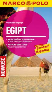 EGIPT Marco Polo przewodnik - 2822176849