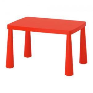 Sklep Ikea Stół Stolik Mamut Różowy