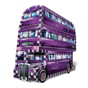Harry Potter - Puzzle 3D autobus B - 2859945849
