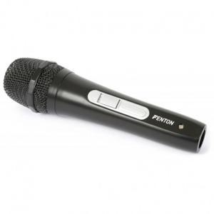 Mikrofon dynamiczny Fenton DM110 przew - 2850927629