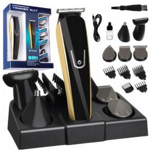 Strzyżarka maszynka do strzyżenia włosów z wyświetlaczem LED i akcesoriami - 2824431824
