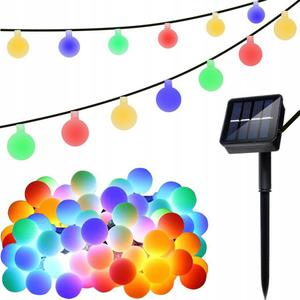 Sklep Lampki Dekoracyjne Kule Cotton Balls 10 Kul