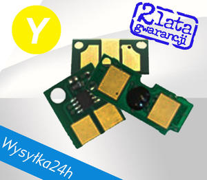 Chip do HP 3800 / CP 3505 / Q7582A - Yellow Chip yellow - 2824306889