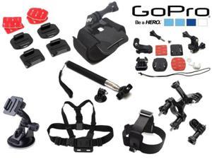 Akcesoria, zestaw do kamer sportowych GoPro, SJCAM - 2824450899