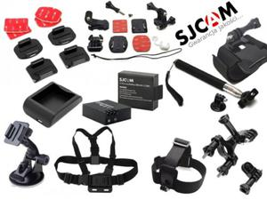 Akcesoria, zestaw do kamer sportowych SJCAM SJ4000 - 2842283646