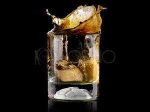 Szklanki do whisky Krosno - edycja z piłką na EURO2012 - 2822983855