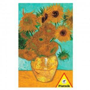 """Puzzle """"Słoneczniki"""" Van Gogha - 2822983622"""
