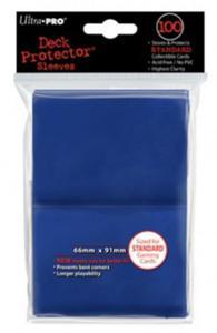 Koszulki Ultra Pro matowe niebieskie (100) - 2827407701