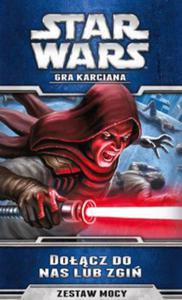 Star Wars: Gra karciana - Dołącz do nas lub zgiń - 2827408171