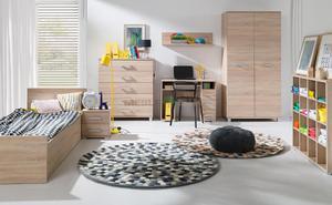 Pokój nastolatka z łóżkiem Maximus - 2876865648
