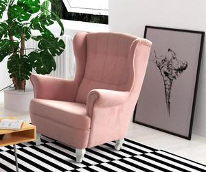 Fotel tapicerowany Oxford - 2853316552