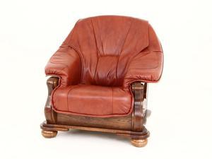Fotel Parys - Fotel Parys skóra - 2823045953