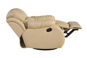 Fotel rozkładany Reglainer - Fotel rozkładany Reglainer skóra - 2823046043