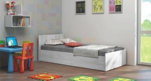 Tapczanik łożko dla dzieci - 2823046701