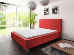 Łóżko sypialniane tapicerowane - 2823046744